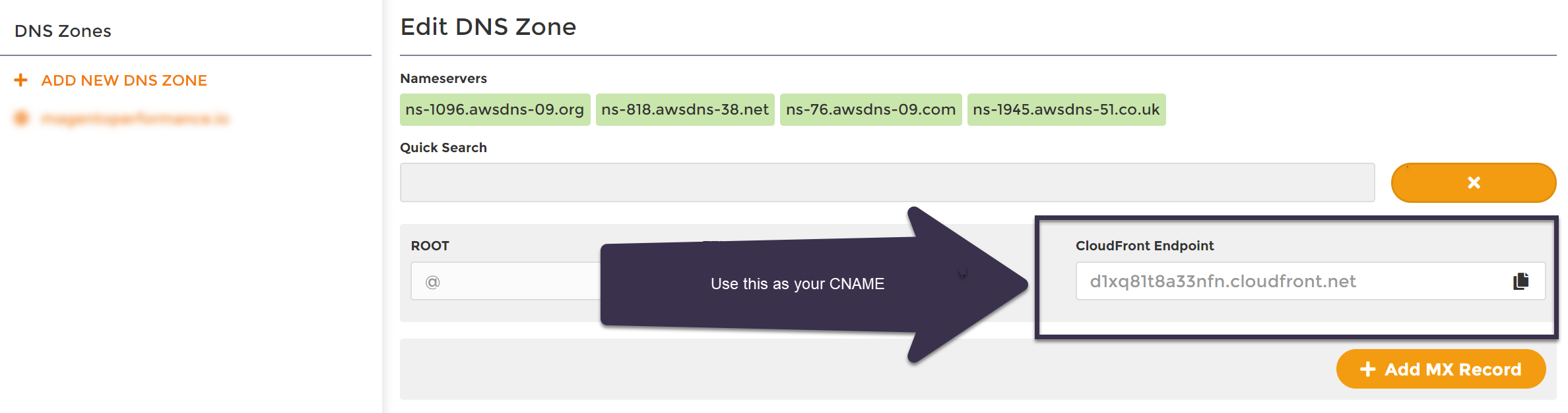 DNS Recommendations - MageMojo Knowledge Base